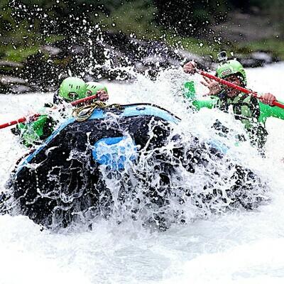 Rafting voucher