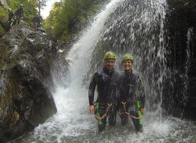 Canyoning Alpenrosenklamm
