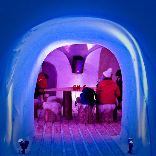 Gift certificate / Voucher Igloo Night for group-igloo