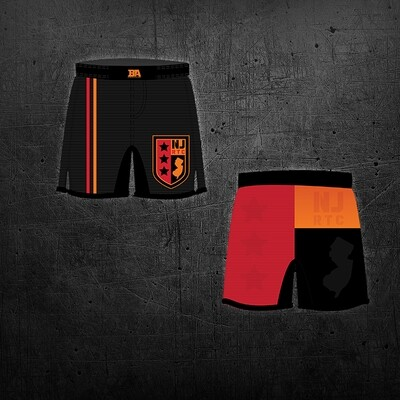 NJRTC  FIGHT SHORTS