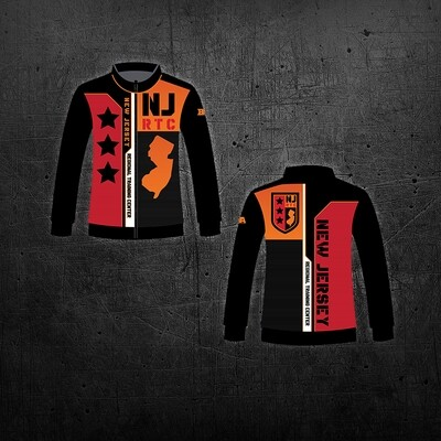 NJRTC Sublimated Jacket