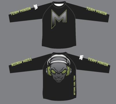 Minion sublimated Shirt