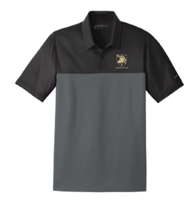 Army Nike Dri-FIT Colorblock Micro Pique Polo