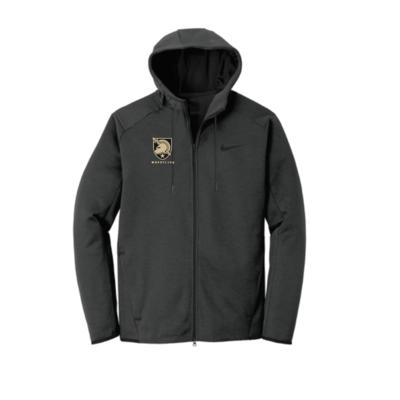 Army Nike Therma-FIT Textured Fleece Full-Zip Hoodie