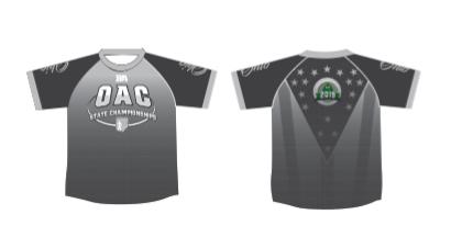 2019 OAC Compression Shirt