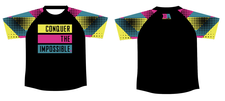 BA NEON Compression Shirt