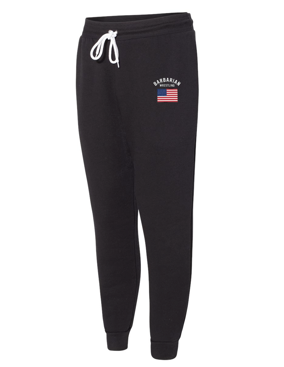 BARBARIAN USA FLEECEJOGGERS