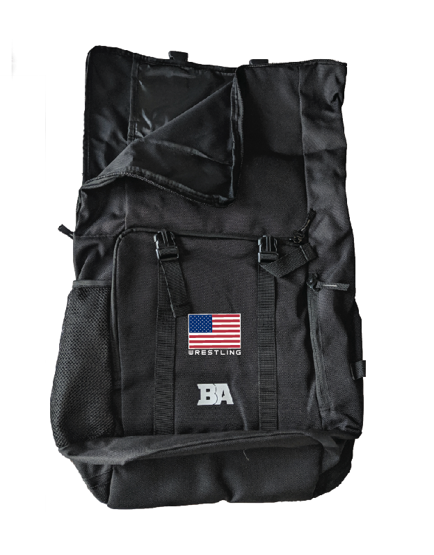 NEW BA USA Wrestling Adventure bag