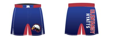 Olentangy Hyatts Fight Shorts