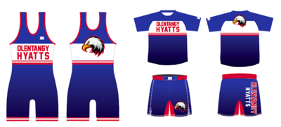 Olentangy Hyatts Pro Package with Compression Shirt