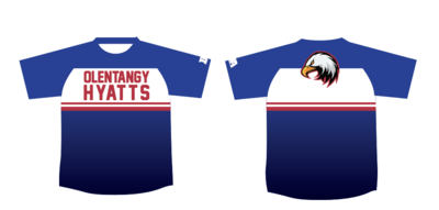 Olentangy Hyatts Compression Shirt