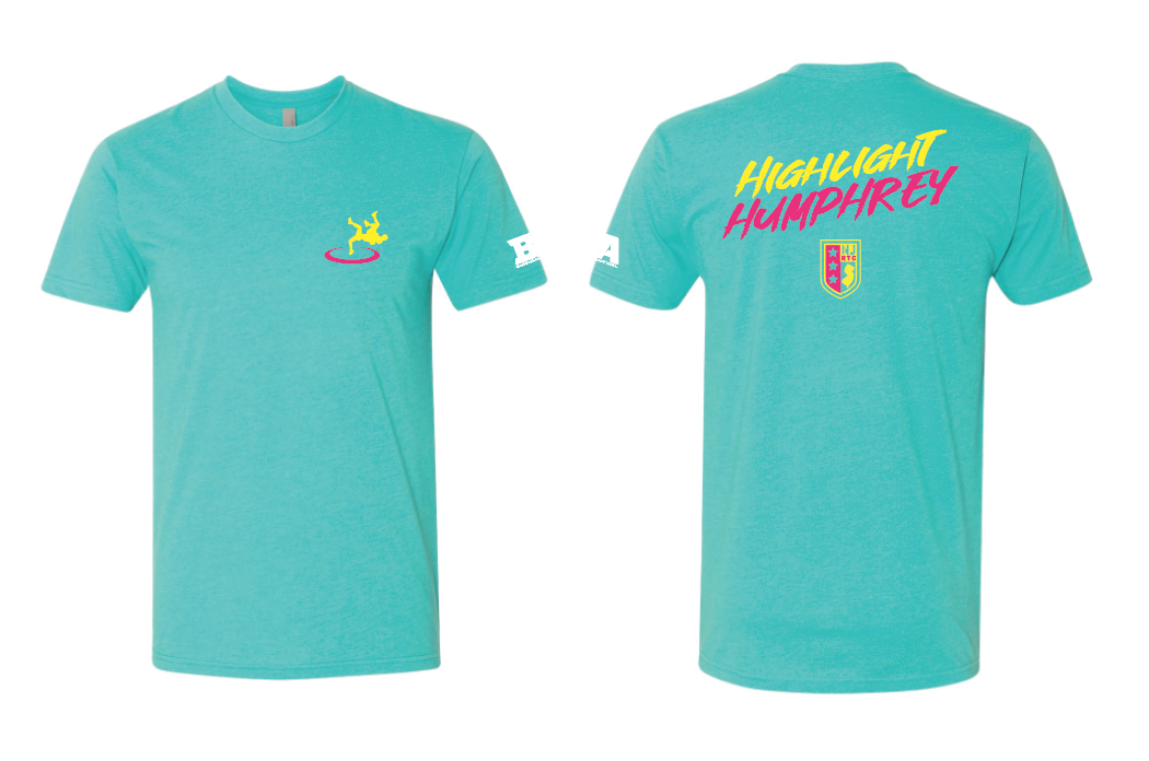 HIGHLIGHT HUMPHREY NEON SHIRT