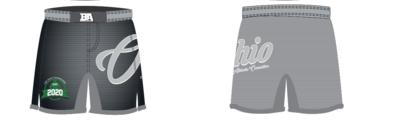 2020 OAC Shorts Gray