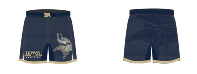 TEAYS VALLEY FIGHT SHORTS