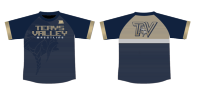 Teays Valley Sublimated Shirt