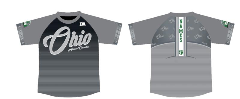 2020 OAC Compression Shirt Gray