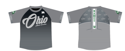 2020 OAC Compression Shirt Gray