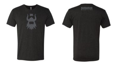 Barbarian Black/Gray Blend Shirt