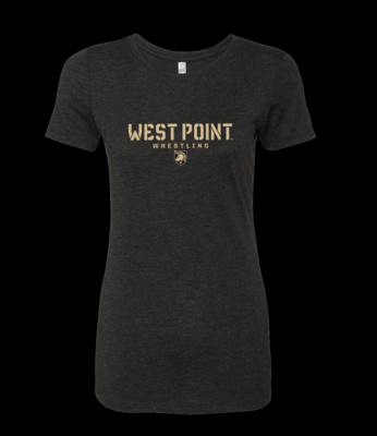 Army Ladies Tri-Blend Shirt