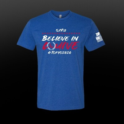 2020 Believe in Louive Shirt