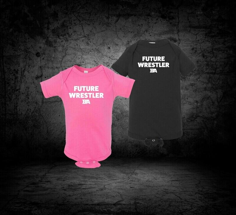 Future Wrestler Onesie