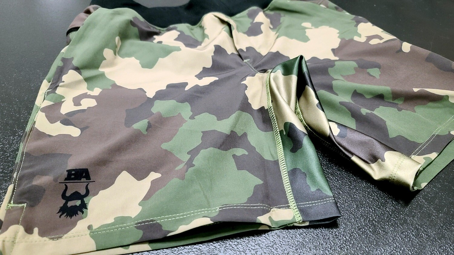 Barbarian Camo Elite Shorts
