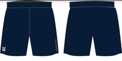Navy Elite Shorts
