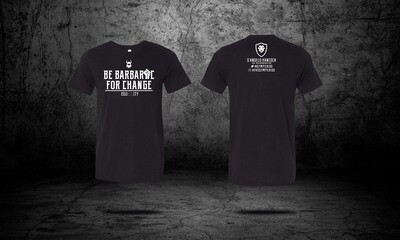 Barbaric for Change blend shirt