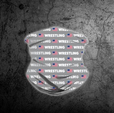 US Wrestling Neck Gaiter