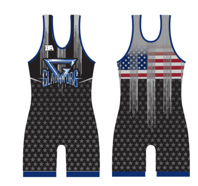 Gladiator Wrestling Club Singlet