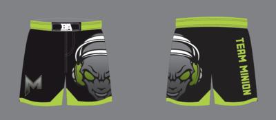 Minion Fight Shorts