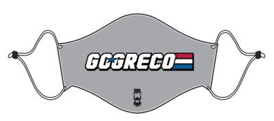 Go Greco Mask