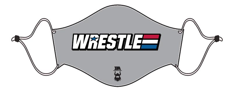 Wrestle Mask