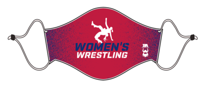 Womens Wrestling Mask (around the ears)