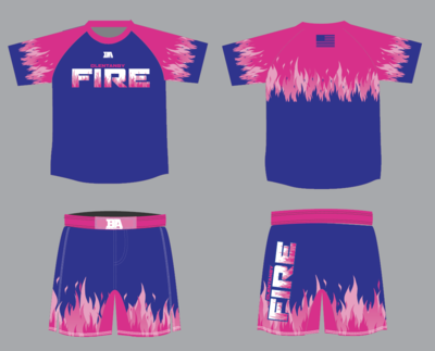 Olentangy Fire 2 Piece Package
