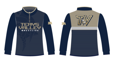 Teays Valley 1/4 Zip Jacket