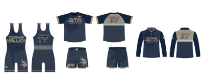 Teays Valley Jacket Package