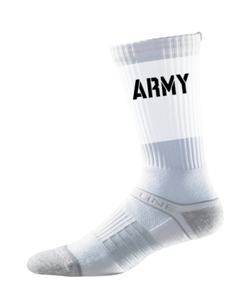 Army White Socks