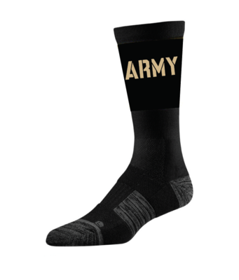 Army Black Socks