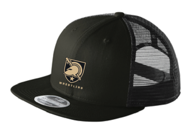 Army New Era® Original Fit Snapback Trucker Cap