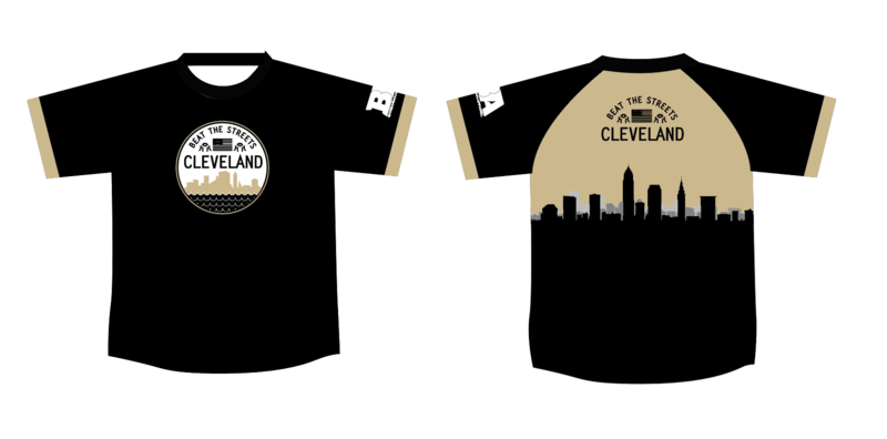Cleveland BTS Regular Sublimated Shirt