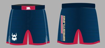 New USA fight shorts