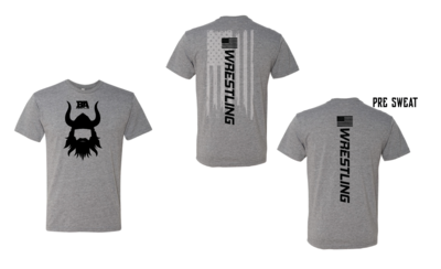 BA SWEAT ACTIVATED GREY SHIRTS