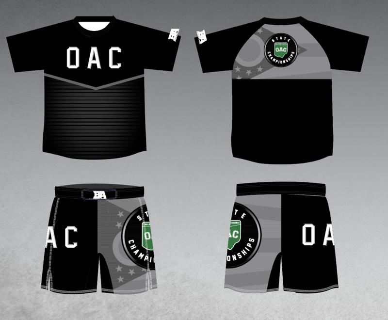 2021 OAC 2 Piece Package