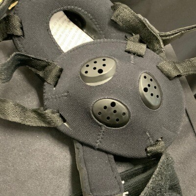 Asics headgear