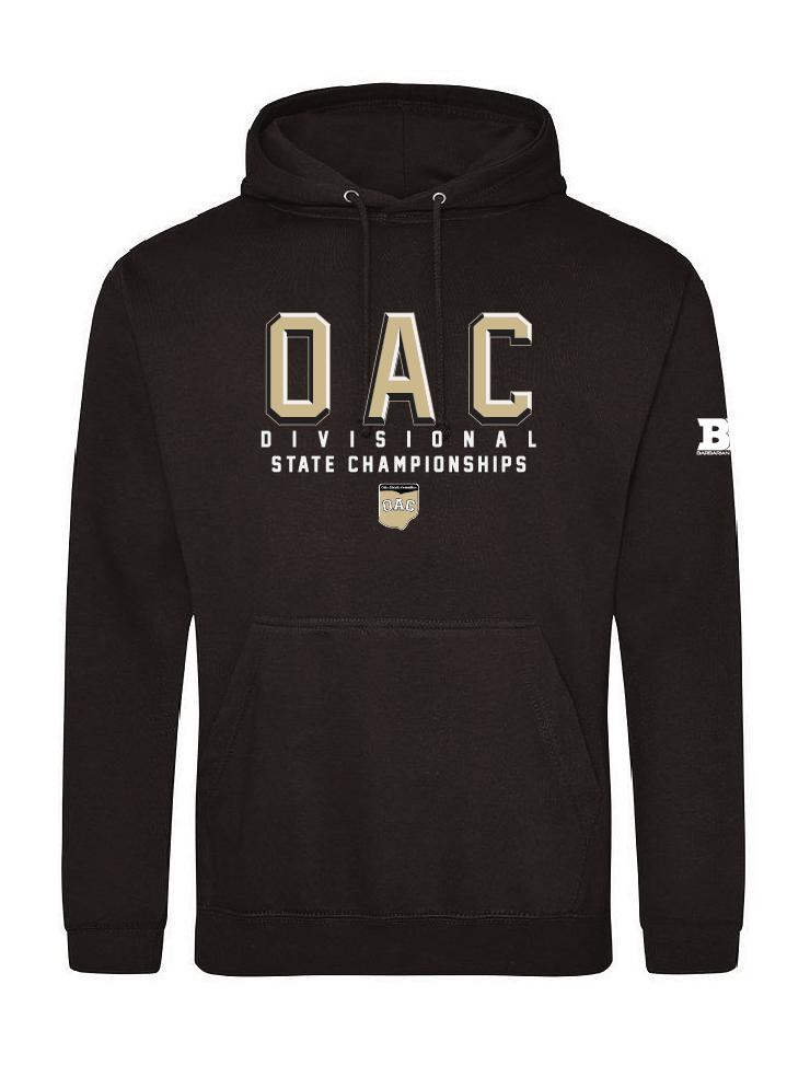 2021 OAC Divisional Hoodie