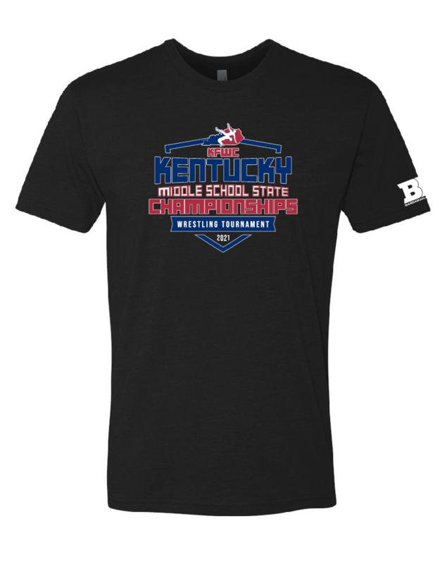 2021 Kentucky Middle School State Shirt