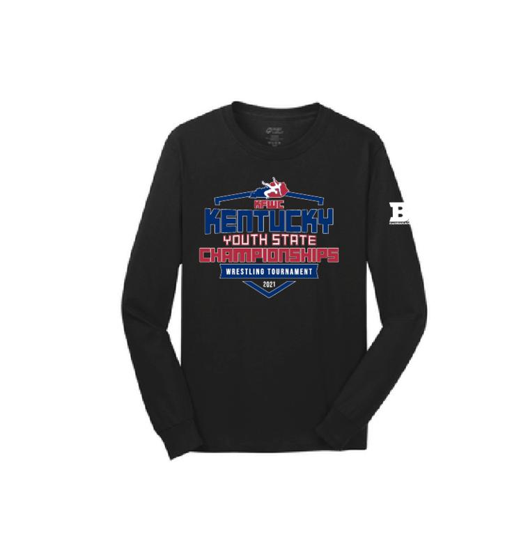 2021 Kentucky YOUTH State Long Sleeve Shirt
