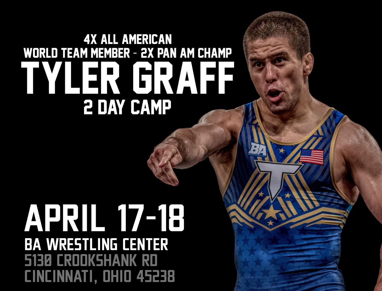 Tyler Graff Camp 2021