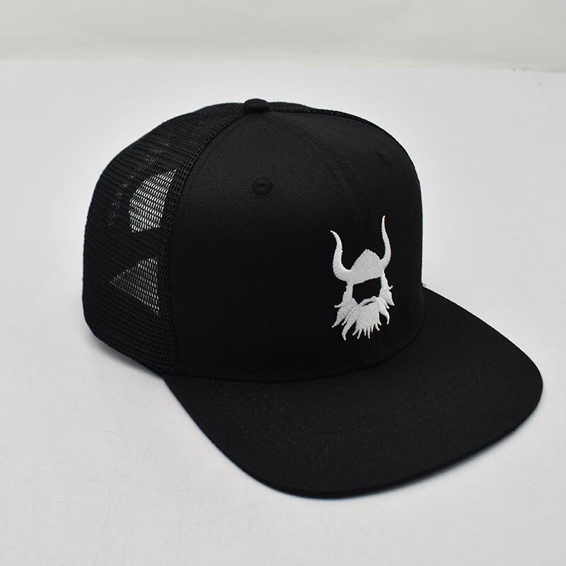 BA Black Mesh Hat